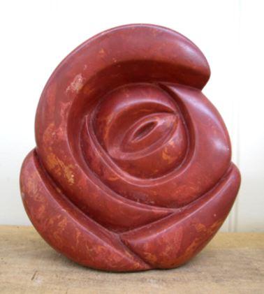Mother and child Mandala - Red Jasper